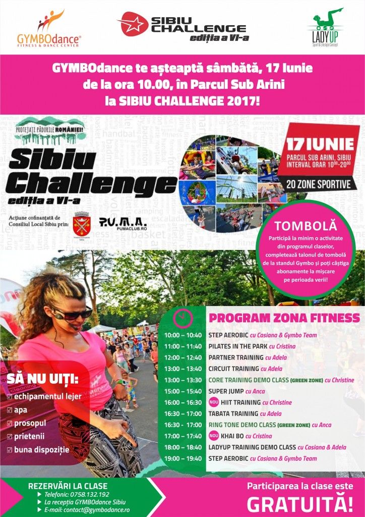 Sibiu Challenge 2017